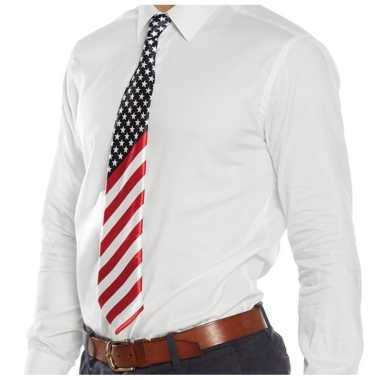 Goedkope amerikaanse verkleed stropdas