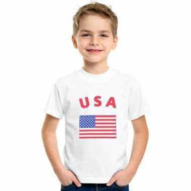 Goedkope amerikaanse vlag t-shirts voor kinderen