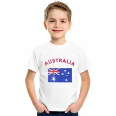 Goedkope australische vlag t-shirts voor kinderen