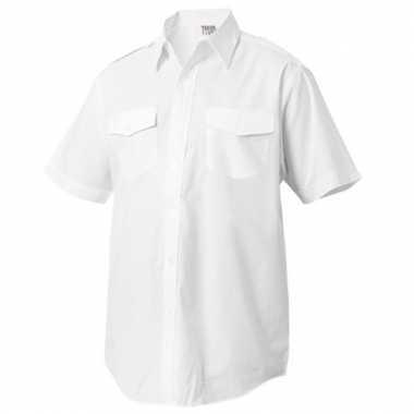 Goedkope beveiligers overhemd korte mouw