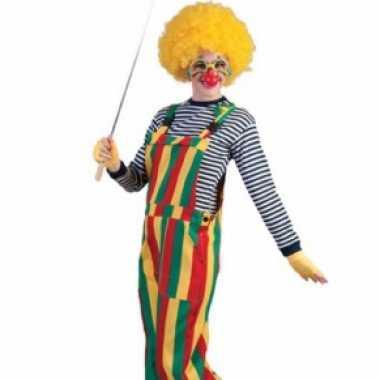 Goedkope clown tuinbroek