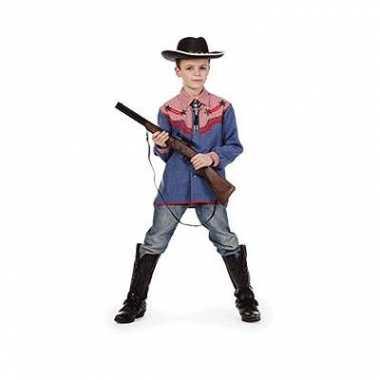 Goedkope cowboy overhemd voor kinderen