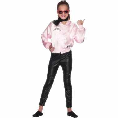 Goedkope grease jasje voor meisjes