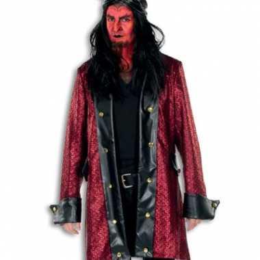 Goedkope halloween kleren rode jas