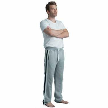 Goedkope joggingbroeken grijs bootcamp lemon & soda
