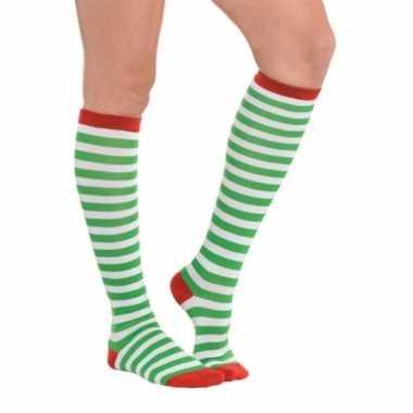 Goedkope kerstelf sokken voor volwassenen