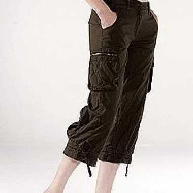 Goedkope kleren dames kuitbroek