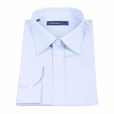 Goedkope kleren heren overhemd korte mouw