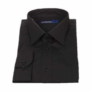 Overhemd Korte Mouw Heren.Goedkope Kleren Zwart Heren Overhemd Korte Mouw Goedkope Kleren Nl
