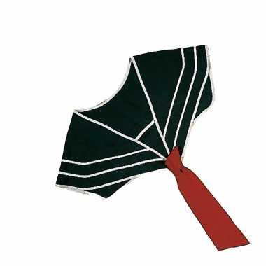 Goedkope matroos kraag met stropdas blauw