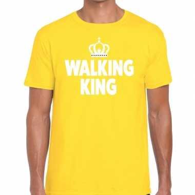 Goedkope nijmeegse vierdaagse shirt walking king voor heren