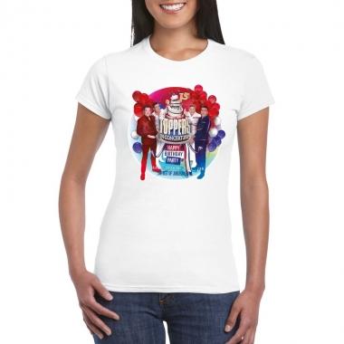 Goedkope officieel toppers in concert 2019 t shirt wit dames