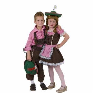 Goedkope  Oktoberfest overhemd voor kinderen