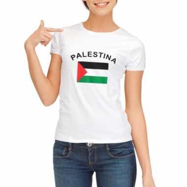 Goedkope palestijnse vlag t-shirt voor dames