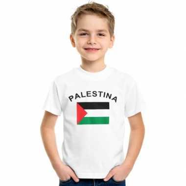 Goedkope palestijnse vlag t-shirts voor kinderen