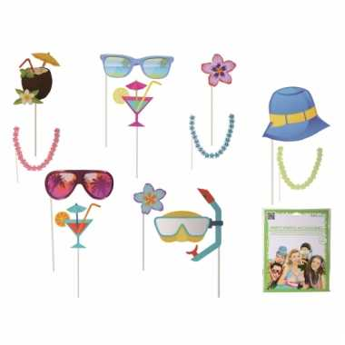 Goedkope  Photo booth prop accessoires strand