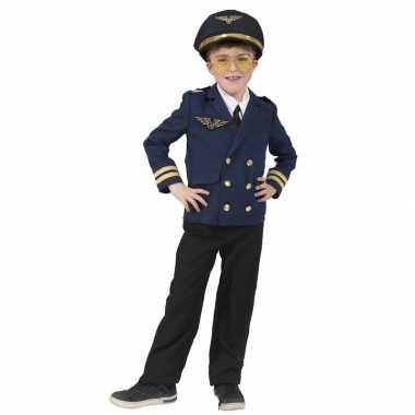 Goedkope piloot verkleed jasje voor kinderen