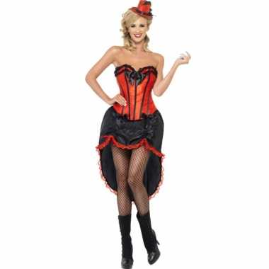 Carnavalskleding Dames Goedkoop.Goedkope Rode Burlesque Danseressen Jurk Goedkope Kleren Nl