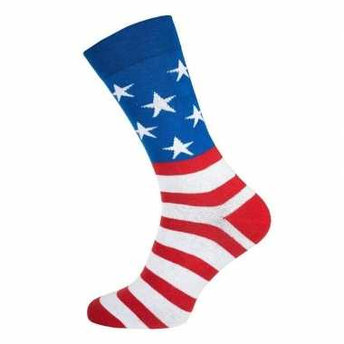 Goedkope sokken amerika volwassenen