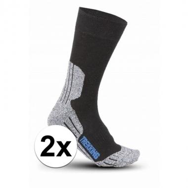Goedkope trekking sokken 2 paar