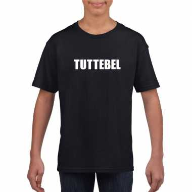 Goedkope tuttebel fun t shirt zwart voor meisjes