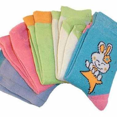 Goedkope voordelige kinder sokken 5 paar