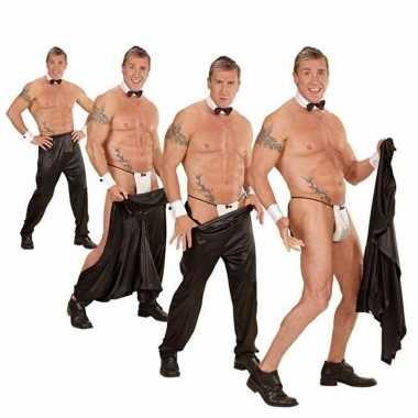 Goedkope wegtrek broek voor strippers
