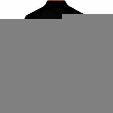Goedkope zwart bar team polo t shirt voor heren