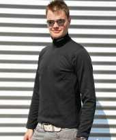 Goedkope craft thermoshirt zwart voor heren