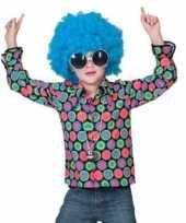 Goedkope disco overhemd voor kinderen
