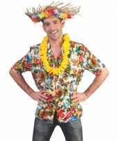 Goedkope hawaii kleren shirt heren