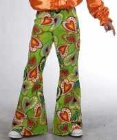 Goedkope hippie broeken kinderen hartjes