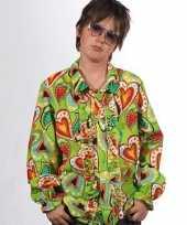 Goedkope hippie shirts hartjes kinderen