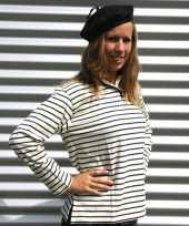 Goedkope kleren ermano dames t-shirt knoopsluiting