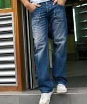 Goedkope kleren kariban heren spijkerbroek