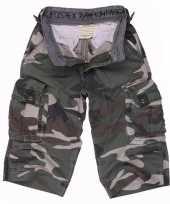 Goedkope korte camouflage broek voor kinderen