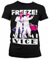 Goedkope merchandise miami vice freeze shirt dames