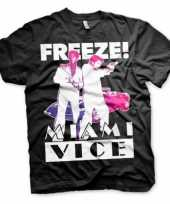 Goedkope merchandise miami vice freeze shirt heren
