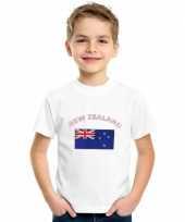 Goedkope nieuw zeelandse vlag t-shirts voor kinderen