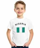 Goedkope nigeriaanse vlag t-shirts voor kinderen