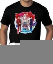 Goedkope plus size officieel toppers in concert 2019 t-shirt zwart heren