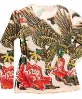 Goedkope tattoo shirt voor vrouwen